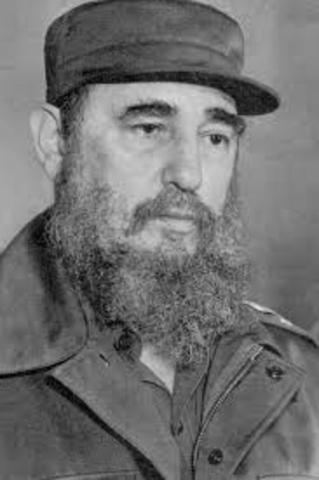 Castro declared his support for the USSR's foreign policy