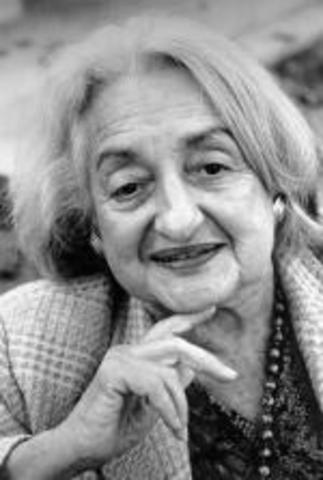 "Betty Friedan writes ""The Feminine Mystique"""