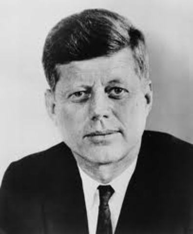 Kennedy authorizes invasion of Cuba