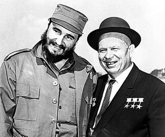 Cuba and Soviet Union Unite