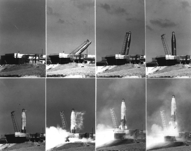 First successful test of Atlas ICBM.
