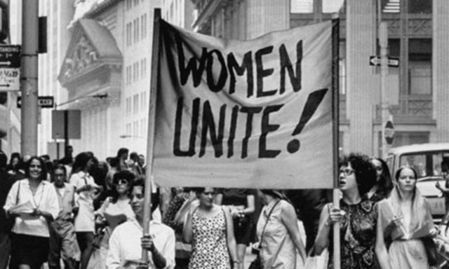 The Women's Strike for Equality