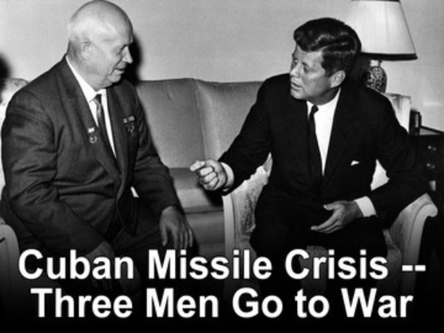 Removal of Missles From Cuba