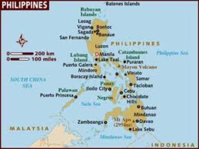 Philippines Becomes Sovereign Country