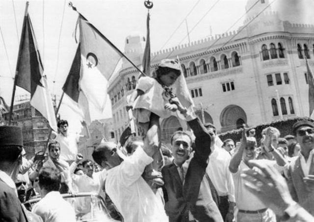 Algerian Independence from France