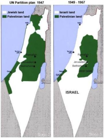 Israel Given More Land