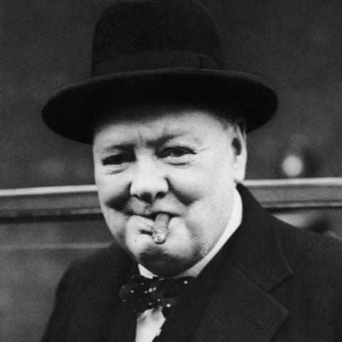Winston Churchill and the Iron Curtain