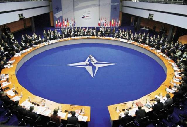 North Atlantic Treaty Organization signed