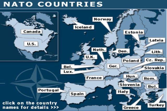 NATO & the Warsaw Treaty Organization