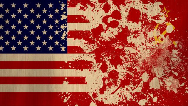 U.S. vs. U.S.S.R.