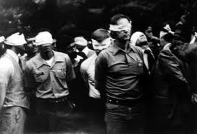Hostages Taken