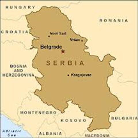 serbia responds to ultimatim