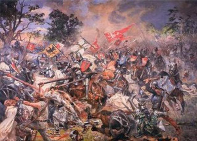 The Battle at Tannenburg