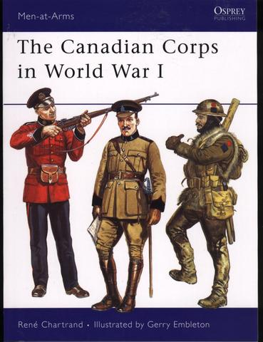 Canadian corps were formed, (not on the first but i don't know exact dates)