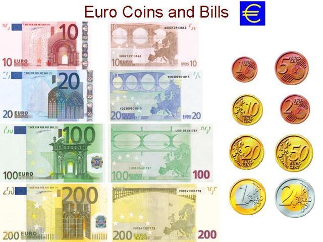 NACIMIENTO DEL EURO