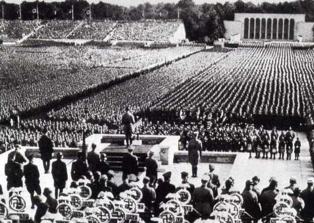 Chapter 17 Section 1 Rally of Nuremberg