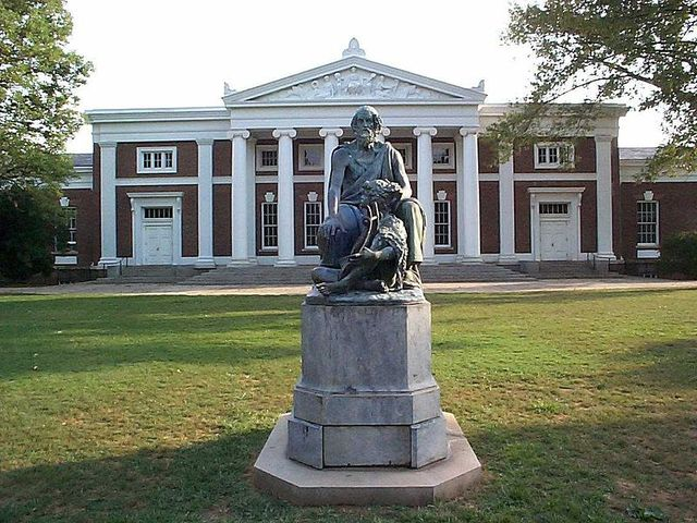 Application to University of Virginia