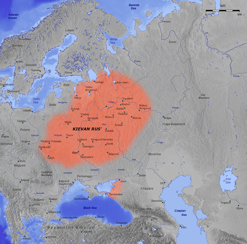 Kievan Rus