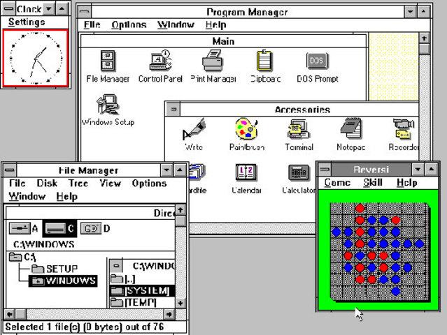 Microsoft releases windows 2.0