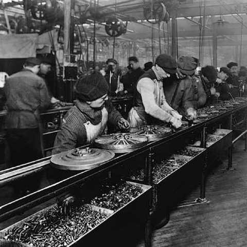 Henry Ford and Assembly Line