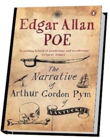 Poe Publishes His First Book