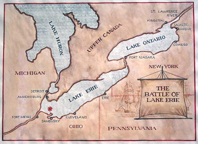 Battle of Lake Erie (1)