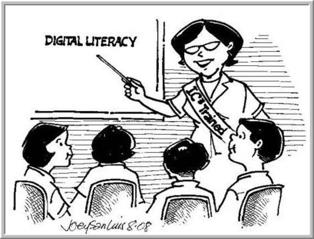 Digital Literacy Capacity Building Project Approved