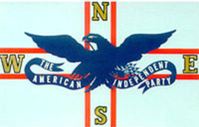Creation of the American Independence Party