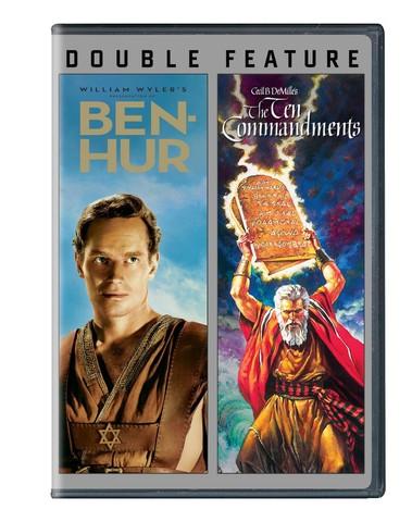 Ben Hur and The Ten Commandments