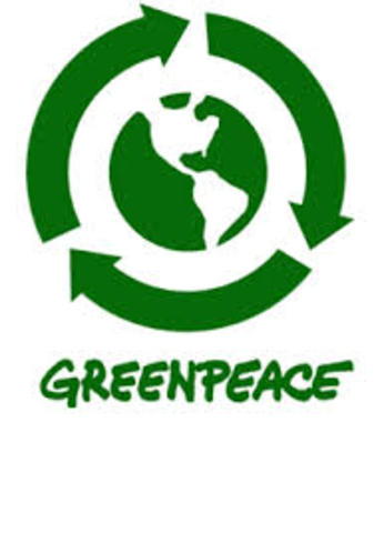 Formation of Greenpeace
