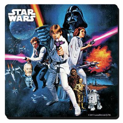 In a galaxy far far away.....STAR WARS timeline