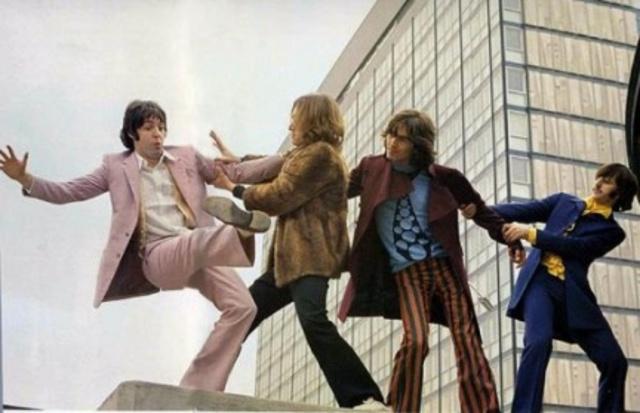 Películas de The Beatles