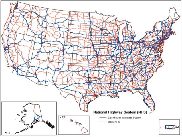 Federal Aid Highway Act of 1956