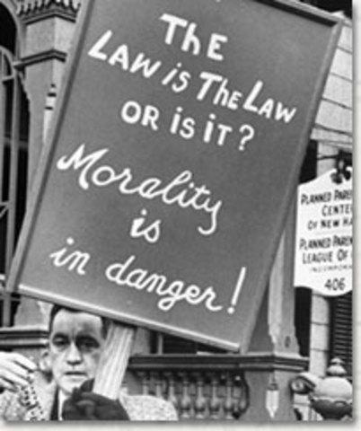 Griswold v. Connecticutt
