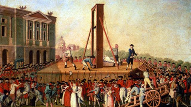 La condanna di Luigi XVI