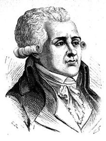 Elezione di Robespierre