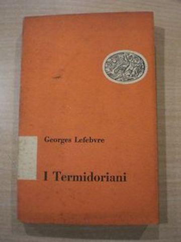 Il regime Termidoriano
