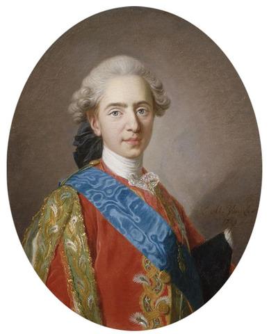 Luis Augusto de Francia (Luis XVI)