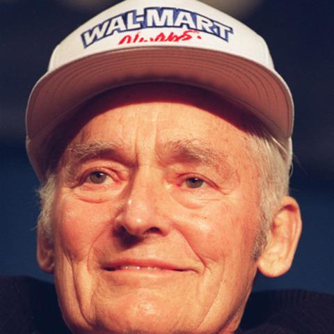 Sam Walton was born.
