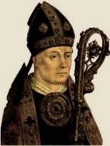 Naixement Guido de Arezzo