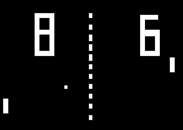 First video game Pong invented