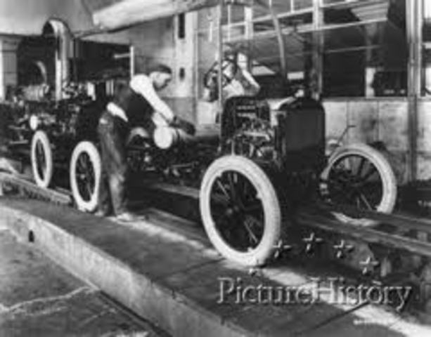 Automobile Assembly is Improved