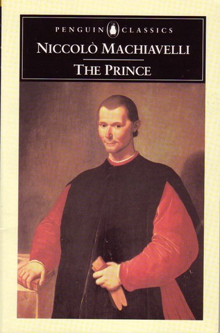 Niccolo Machiavelli writes The Prince
