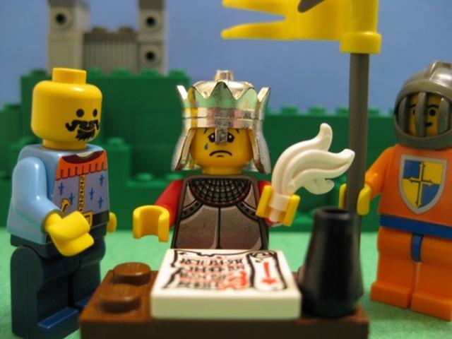 Signing of the Magna Carta