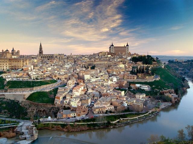 Alfonso VI conquista el reino taifa de Toledo