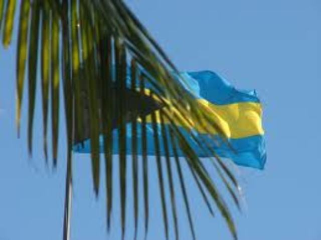 Independencia de las Bahamas