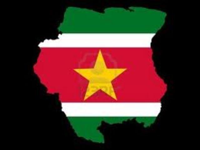 Independencia de Suriname