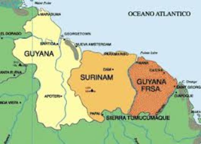 Guerra de Independencia de Suriname