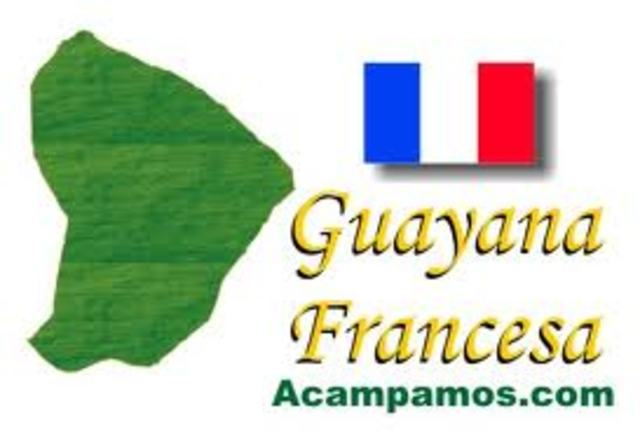 Guerra de Independencia de Guayana Francesa