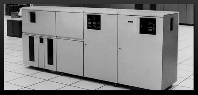 The IBM 3800 at IBM.